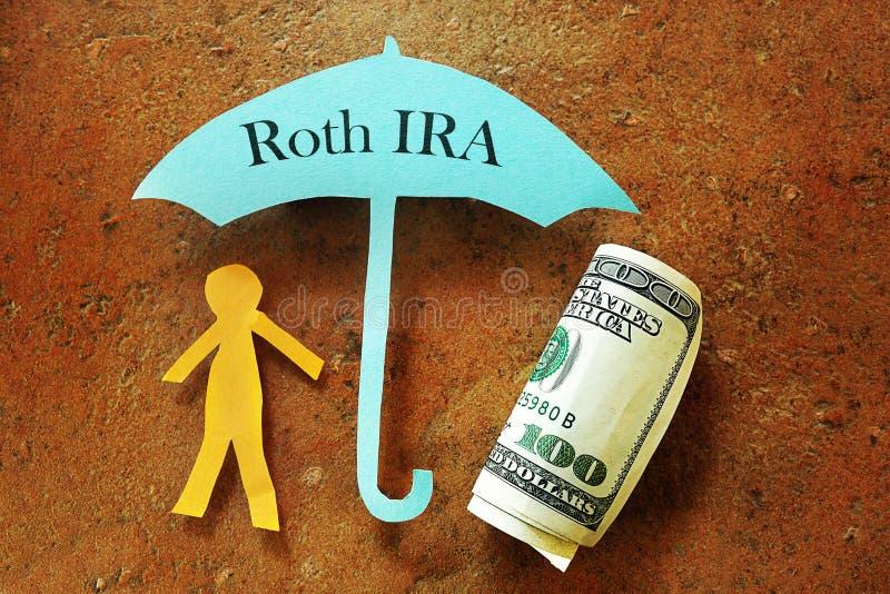 Roth IRA στοκ φωτογραφίες με δικαίωμα ελεύθερης χρήσης