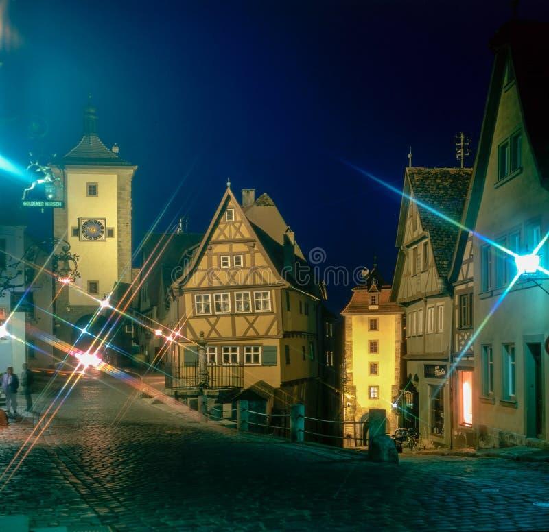 Rothenburg, Alemanha imagem de stock royalty free