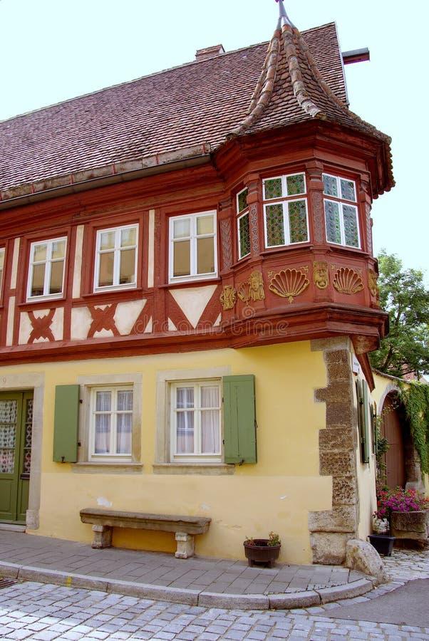 Download Rothenburg, Germania fotografia stock. Immagine di religioni - 7320762