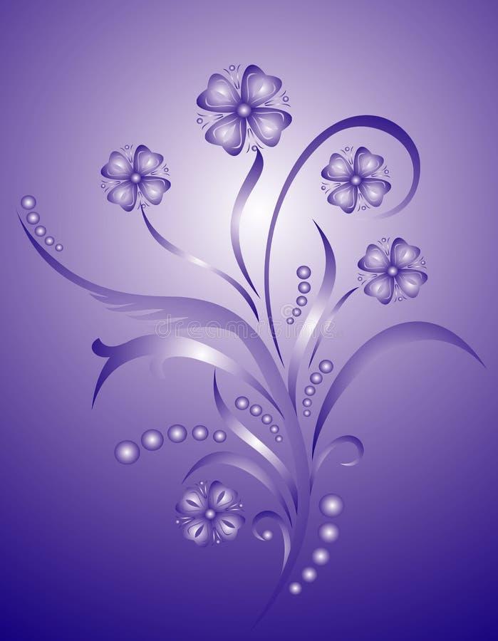 Rotolo, cartouche, decorazione, illustrazione di vettore royalty illustrazione gratis