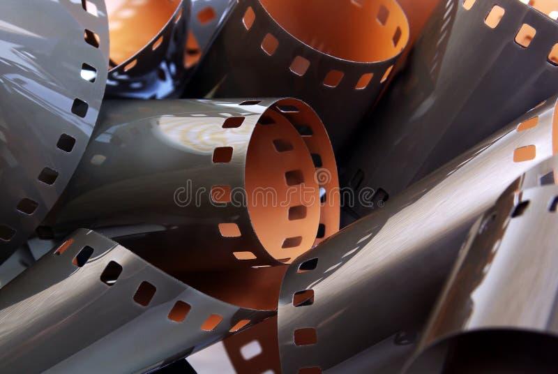 Rotolo della pellicola fotografie stock libere da diritti