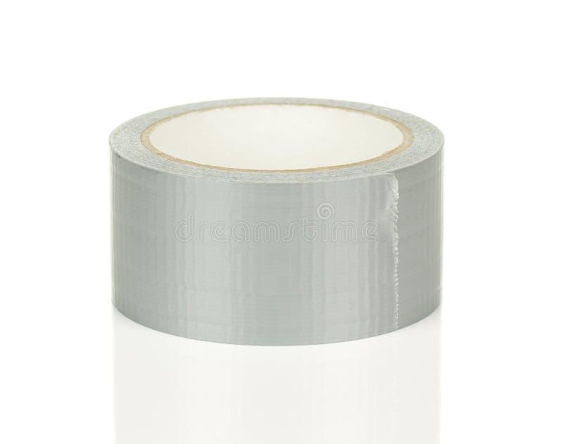 Rotolo di Grey Adhesive Tape immagine stock libera da diritti