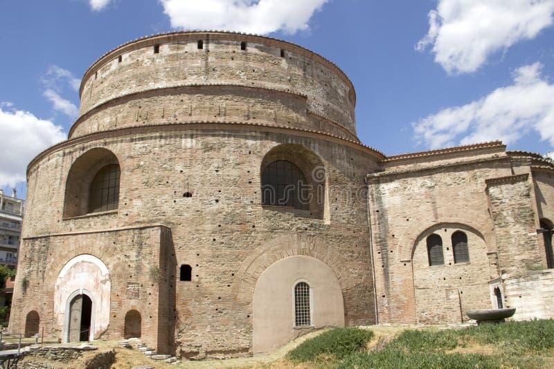 Rotonda的教会 免版税库存照片
