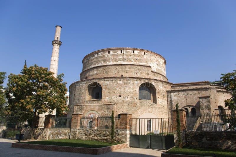 rotonda Thessaloniki obraz royalty free