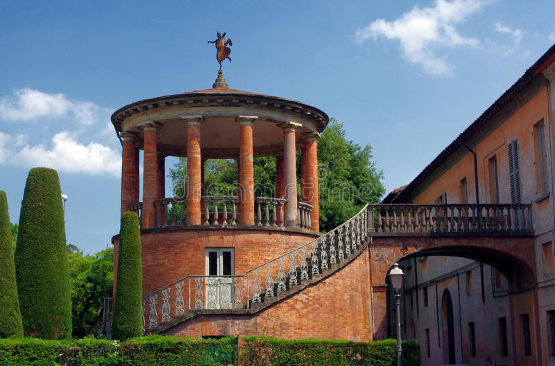 Rotonde Rossi, Faenza, Italië royalty-vrije stock afbeelding