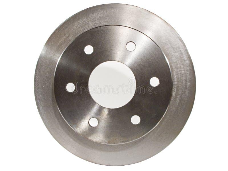 Rotor del freno de disco imagenes de archivo