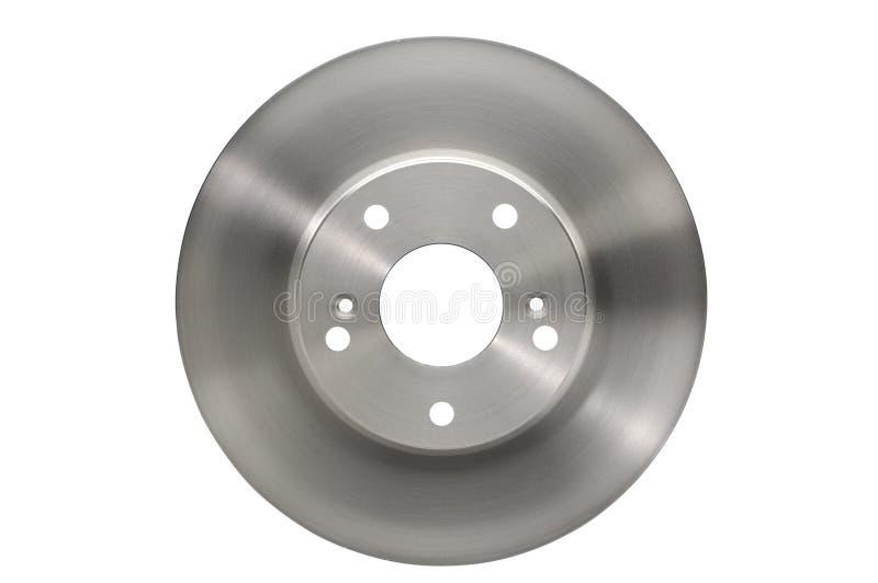 Rotor do freio de disco imagens de stock