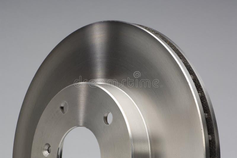Rotor do freio de disco imagens de stock royalty free