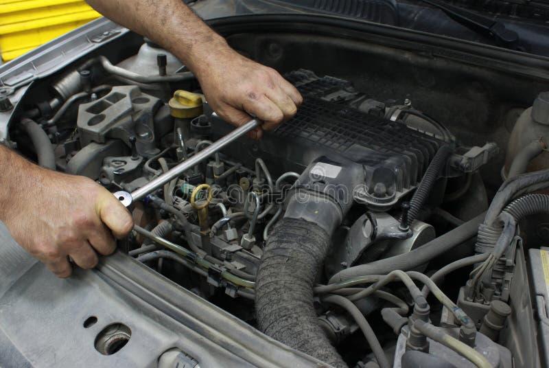 Rotor do freio do carro imagem de stock