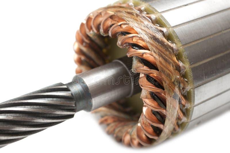 Rotor part- de reposição foto de stock