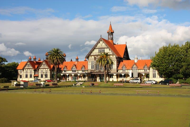 Rotorua foto de archivo libre de regalías