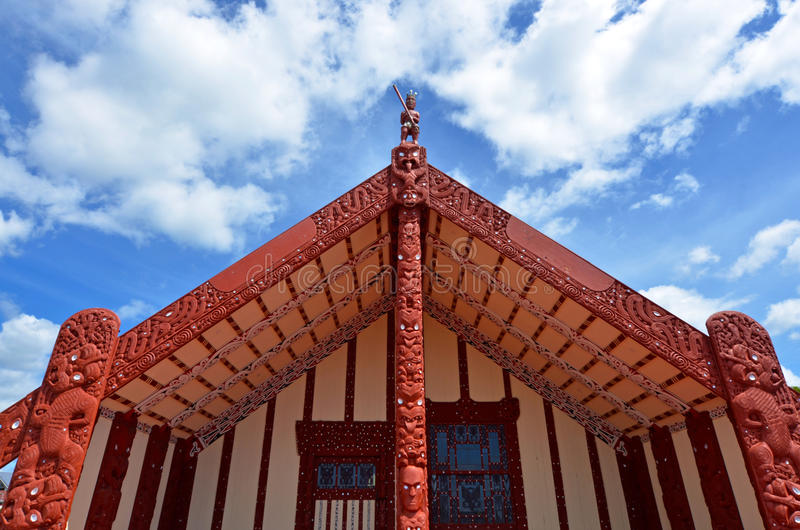 Rotorua - New Zealand royalty free stock photos