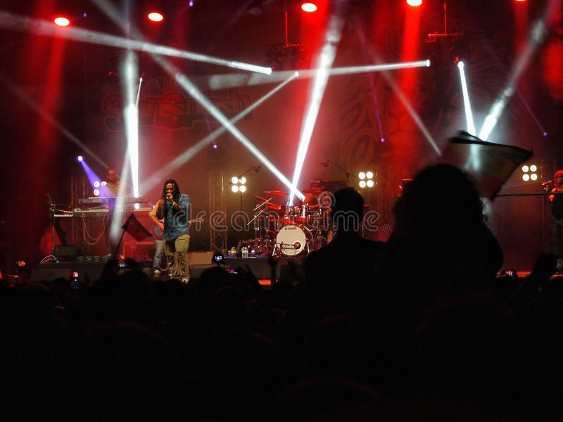 Rototom royalty free stock images