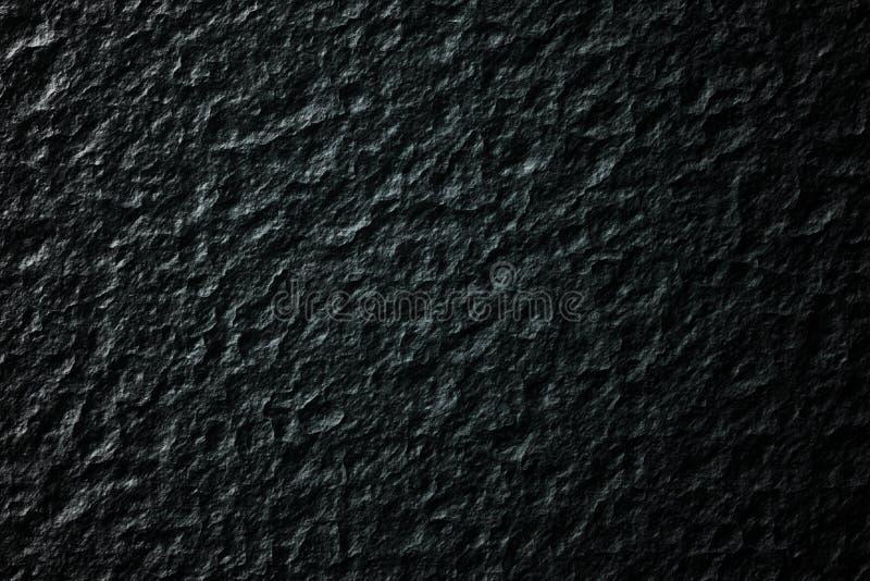 Rots achtergrondtextuur in zwarte stock afbeelding
