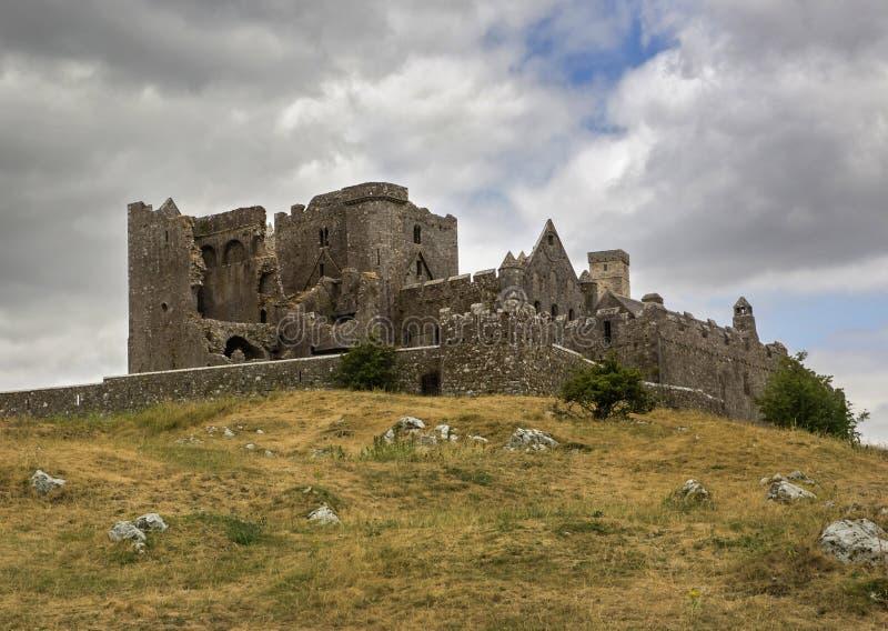 Rots van Cashel stock afbeeldingen