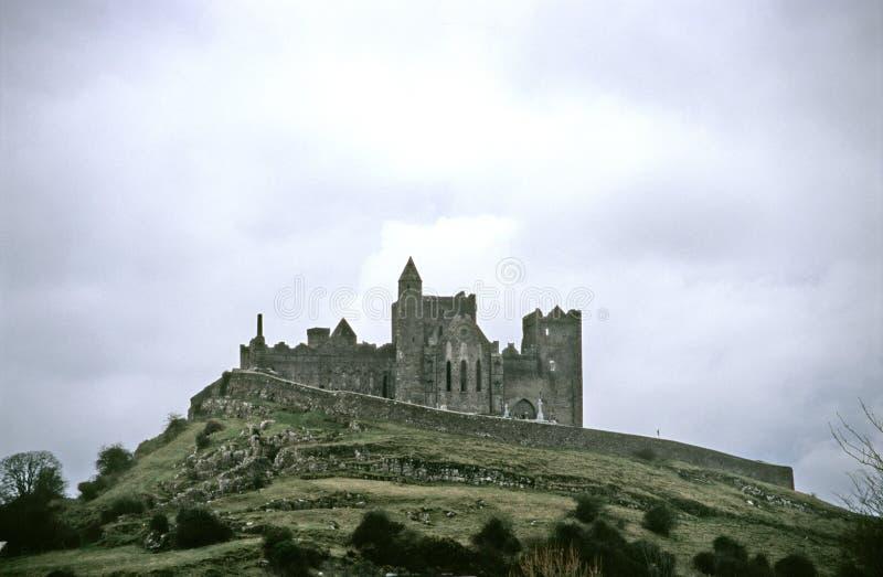 Rots van Cashel stock afbeelding