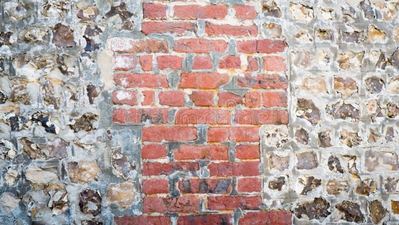Rots weall stock foto