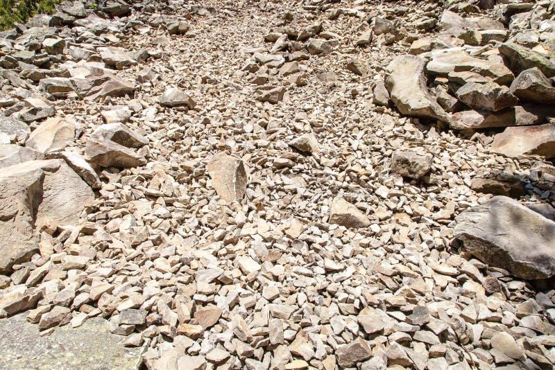 Rotsenachtergrond Dit zijn ruwe stenen in de aard royalty-vrije stock foto