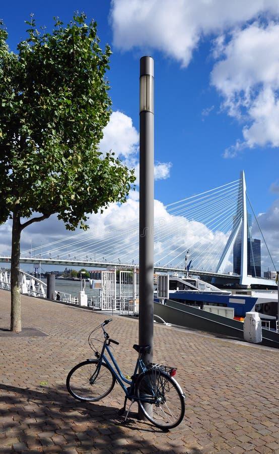Download Rotterdam editorial photo. Image of outdoor, bridge, blue - 27276086