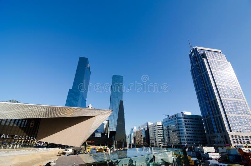 Rotterdam fotografie stock