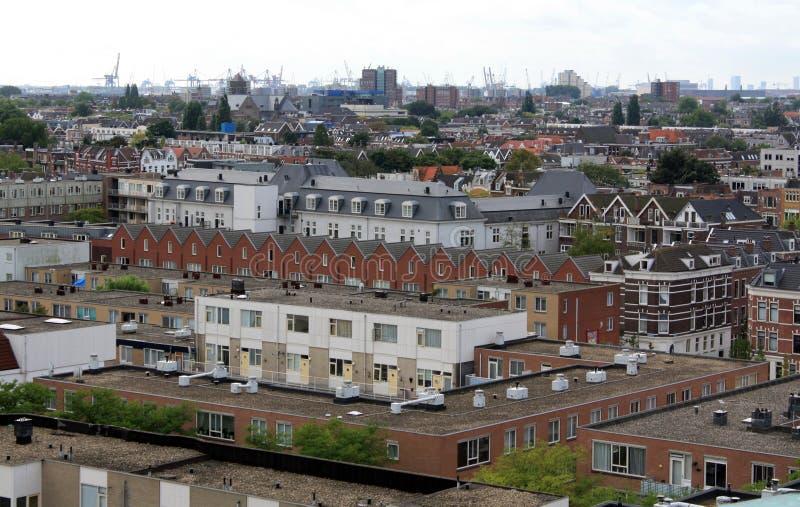 Download Rotterdam Cityscape stock photo. Image of cityscape, townhouse - 27631172