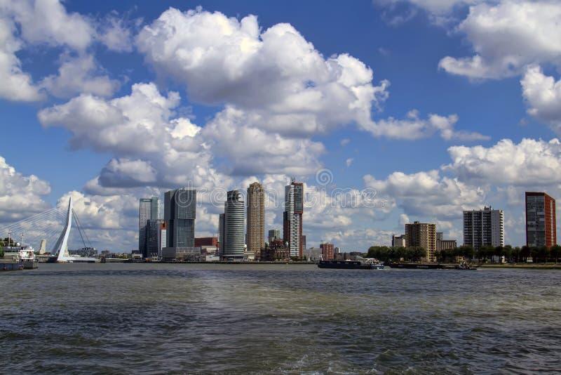 Rotterdam, die Niederlande stockbild
