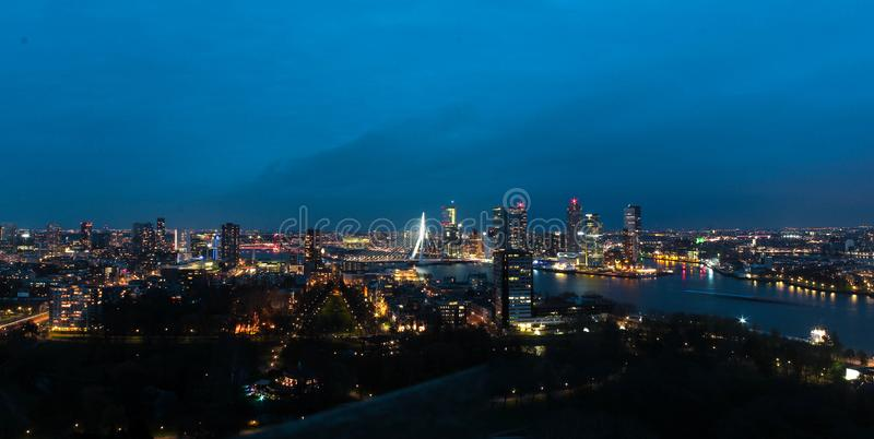 Rotterdam arkivfoton