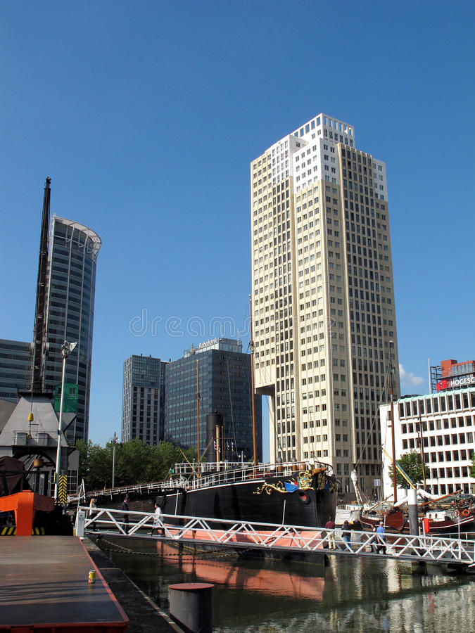 Download Rotterdam, Netherlands Editorial Stock Image - Image: 25561094