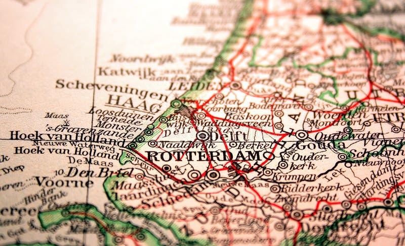 Rotterdam, niderlandy obrazy stock