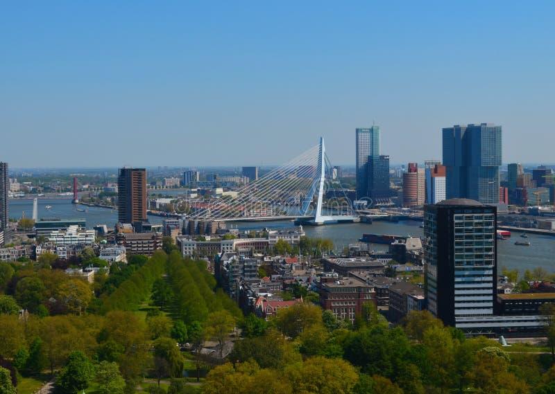 Rotterdam Pays-Bas image stock