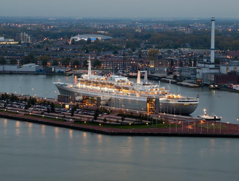 Rotterdam solides solubles image libre de droits