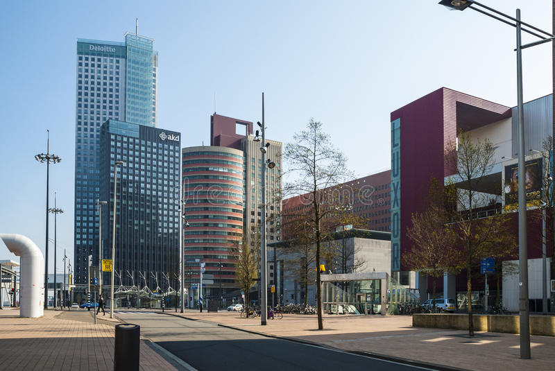 Download Rotterdam editorial stock image. Image of sightseeing - 83715829