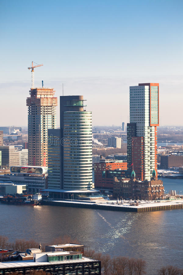Download Rotterdam View Stock Photography - Image: 18523312
