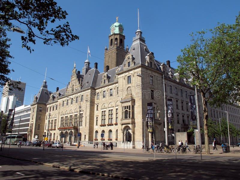 Rotterdams Rathaus, die Niederlande   lizenzfreie stockbilder