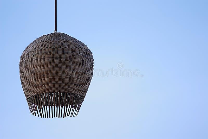 Rottinglampskärmarna arkivfoto