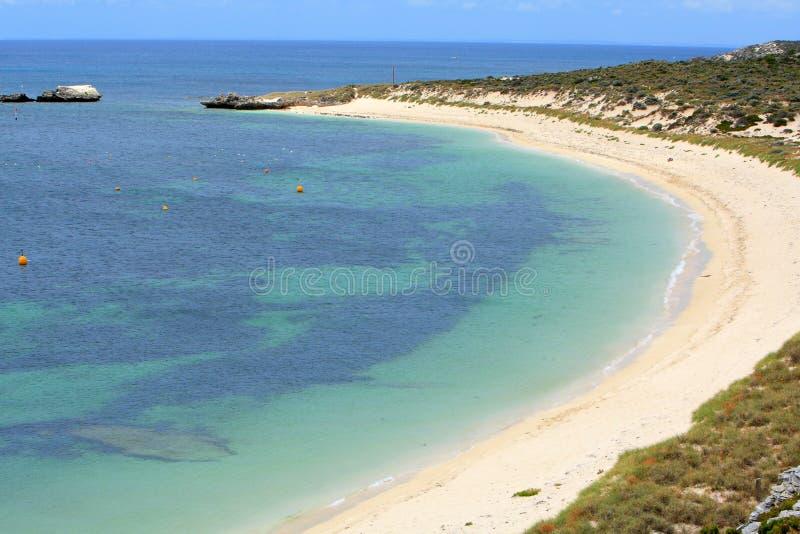 Rottnest ö, västra Australien royaltyfri bild