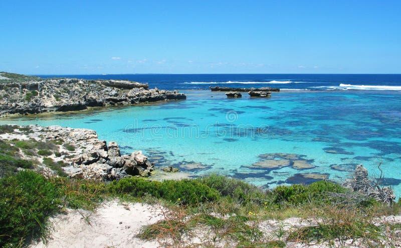 Rottnest Insel stockfotos