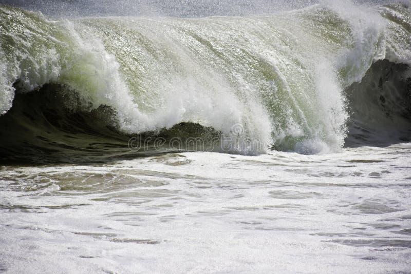 Rottura delle onde immagini stock