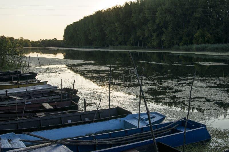 Rotture della barca immagine stock libera da diritti