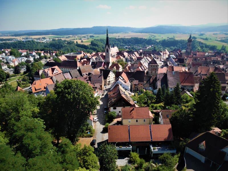 Rottweil Alemanha imagem de stock royalty free