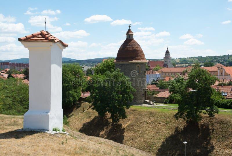 Rotunda στο Skalica, Σλοβακία στοκ εικόνες με δικαίωμα ελεύθερης χρήσης