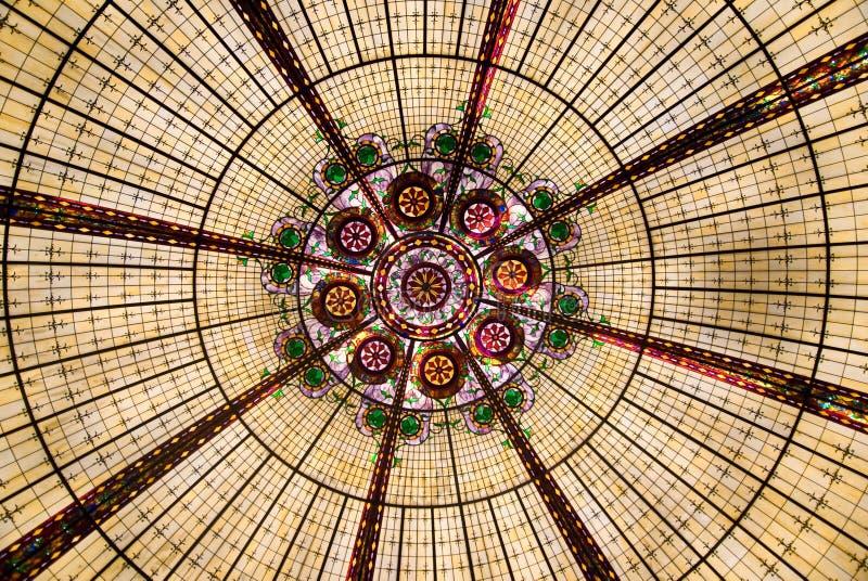 Rotunda géométrique photo stock