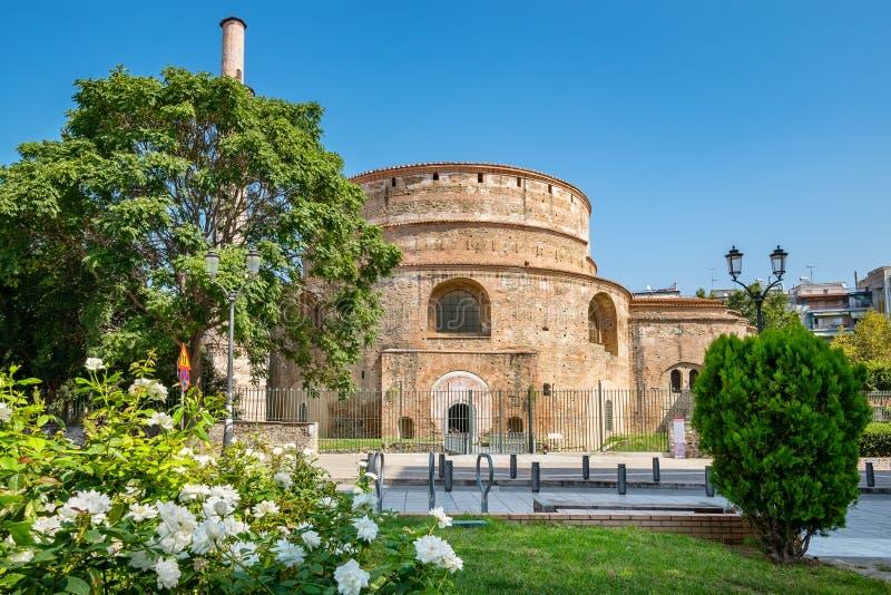 Rotunda Galerius Ελλάδα Θεσσαλονίκη στοκ εικόνες με δικαίωμα ελεύθερης χρήσης