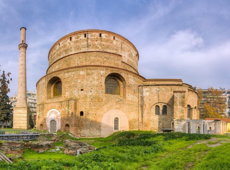 Rotunda of Galerius, Thessaloniki, Macedonia, Greece royalty free stock photos