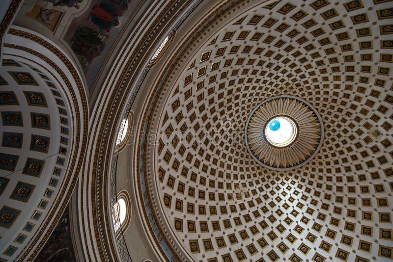 Rotunda Mosta wnętrze zdjęcie royalty free