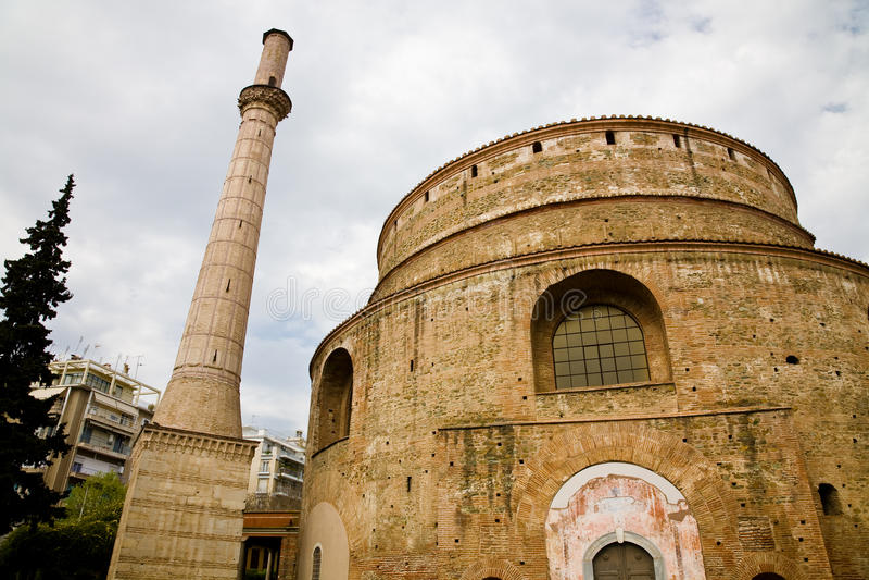The Rotunda, Thessaloniki royalty free stock image