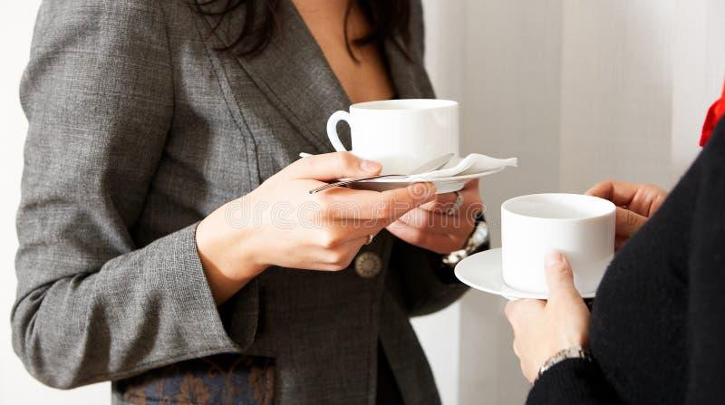 Rotura de Caffee imagen de archivo