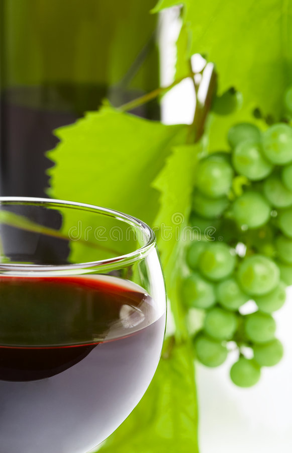 Rotwein lizenzfreie stockfotos