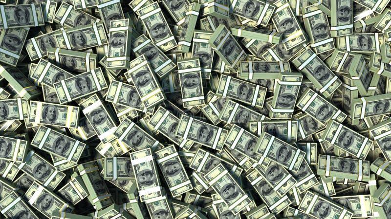 5000 roubles för modell för bakgrundsbillspengar royaltyfri illustrationer