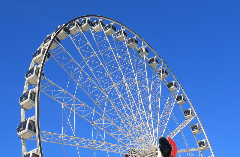 Roue d'Australie de Brisbane photos stock